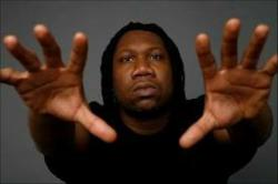 KRS1 at The Garage in Islington, London