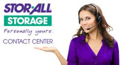 Stor-All Storage Contact Center