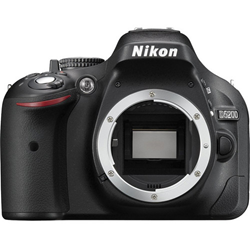 Nikon D5200 DSLR Camera at B&H Photo
