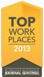 Standard Process Inc. is a 2013 Top Workplace in Southeastern Wisconsin.