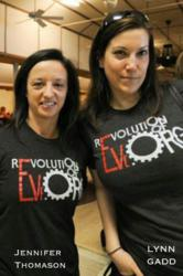 Revolution of Even Founders Jennifer Thomason and Lynn Gadd