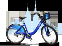 Citi Bike Share Bicycle