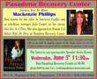Mackenzie Phillips Speaking at Pasadena Recovery Center