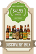 Discovery Club Beer Box