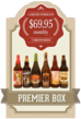 Premier Club Beer Box