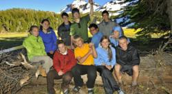 Wilderness Ventures teens summer camps offer wildlife experiences.
