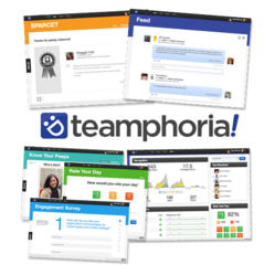Teamphoria: Employee Engagement Platform