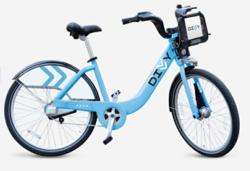 Chicago's Divvy Bike
