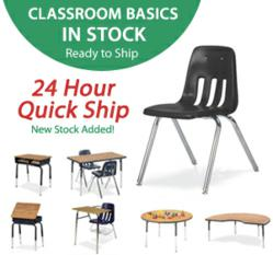 Quick Ship School Furniture from Worthington Direct