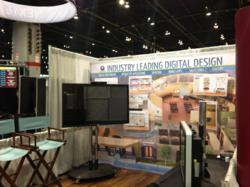 QA Graphics booth at NRA Show