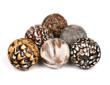 New Home Décor Feather Balls from Jodhpuri Inc.