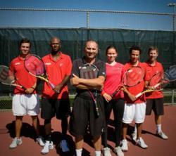 Nick Saviano Tennis Coaching Staff Plantation Florida