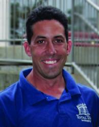Jason Gordon, owner of Total Turf, Inc., selected as a finalist in the Landscaper of the Year Program.