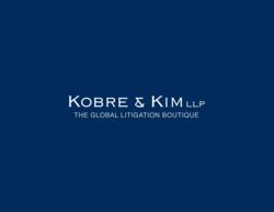 Kobre & Kim LLP | Global Litigation Boutique