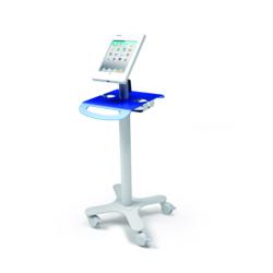 iPad Medical Cart solution innovates hospitals with ArmorActive's support.
