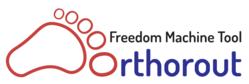 Freedom Machine Tools Orthorout Logo