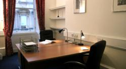 Spacious serviced office in George Square business centre