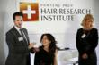 Dr. Alan Bauman is a member of the prestigious Pantene Pro-V Hair Research Institute