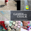 Unique Games with Chalk have been Released on Kids Activities Blog