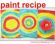 egg chalk paint recipe