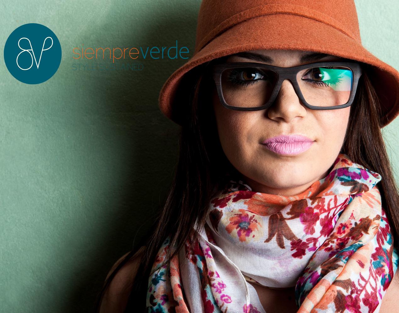 ff87d7912a5 Siempre Verde Launches an All Wood Optical Eyewear Line