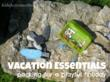 Vacation Essentials have been Published on Kids Activities Blog