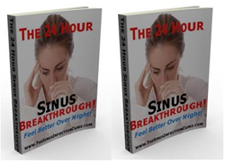 sinus infection treatment review