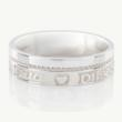 Father's Day Gift, Unique Father's Day Ring, Father's Claddagh Ring, CelticPromise.com