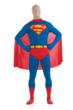 Superman Second Skin Fancy Dress