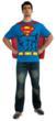 Superman Tshirt Fancy Dress
