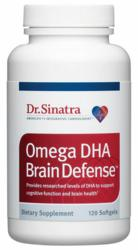 Dr. Sinatra's Omega DHA Brain Defense
