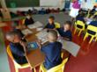 Christel House South Africa students reading in class