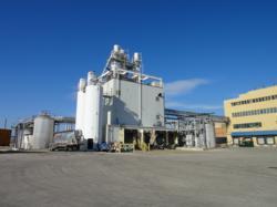 Detergent manufacturing plant