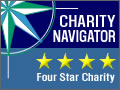 Charity Navigator 4-star Charity Logo
