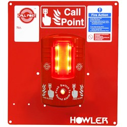 The Howler Call Post