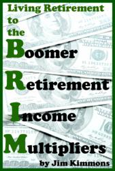 eBook for Boomer retirement income.
