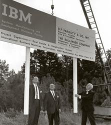 For fifty years, IBM has been an integral part of RTP.