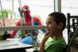 Super Heroes Fight Grime at PSE&G Children's Specialized Hospital