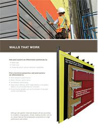Garland Canada's new Metal Walls brochure helps professionals select systems that achieve a balance between beauty and functionality photo