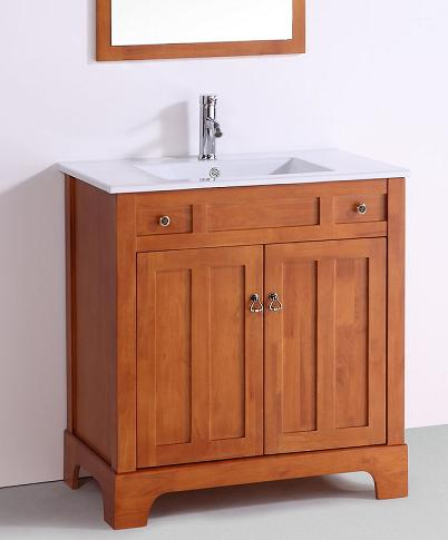 Bathroom Vanities Shaker Style With Unique Photo In Spain