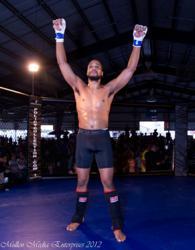 Top Flight MMA Fighter James Williams After KO win