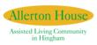 Allerton House at Harbor Park Assisted Living Community in Hingham MA