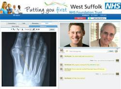 West Suffolk Orthopaedics Virtual Clinic