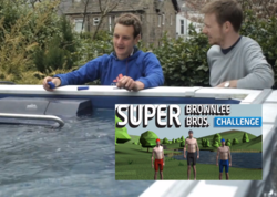 Endless Pool, Intel, Ultrabook, Alistair Brownlee, Jonny Brownlee, Super Brownlee