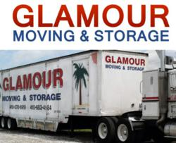 glamour moving truck
