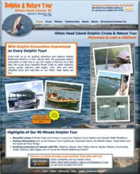 Touring website design by PMI, Reading, Pennsylvania