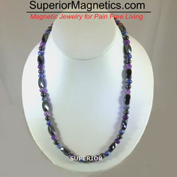 Magneti Necklace for headaches