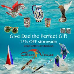 GlassOfVenice Sale