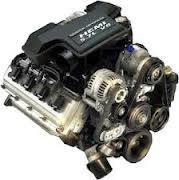 2004 Dodge Durango Engine
