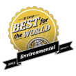 B Corporation Best for the Environment